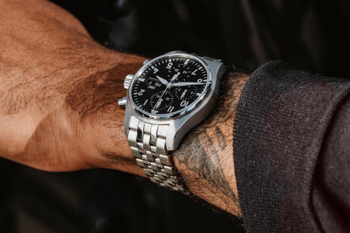 IWC Pilot's Chronograph C.03 for Collective