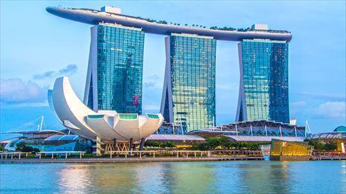 シンガポール旅行へ行くなら、マリーナベイサンズに泊まって、インフィニティ・プールで泳ぎたい!