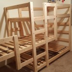 Triple Bunk Bed Ana White