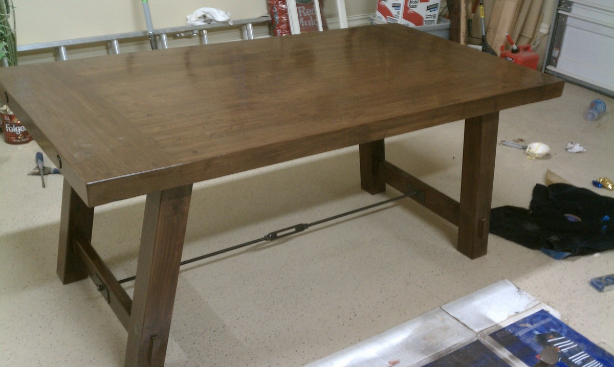 Benchwright Extending Dining Table Plans PDF Woodworking