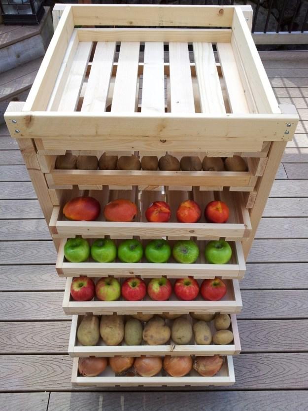 ana white | food storage shelf - diy projects