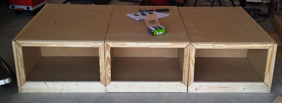 Miraculous Diy Bed Bench Storage Diy Storage Bench 5 Ways To Build One Cjindustries Chair Design For Home Cjindustriesco