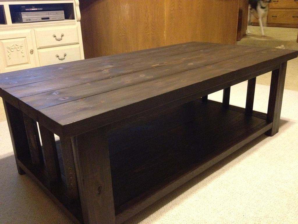 Coffee Table 80 X 60