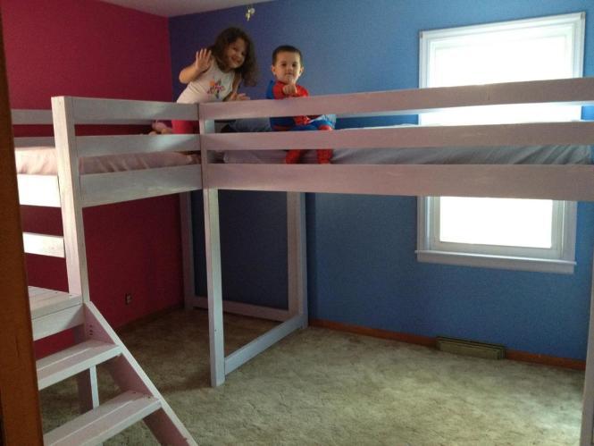 Twin Loft Beds With Platform