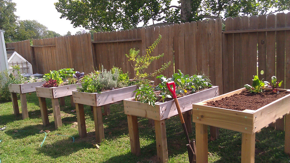 Plan A Raised Bed Garden On Pinterest And Raised Bed Garden Plan