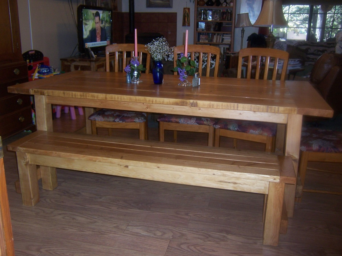 Room Wood Dining Long Tables