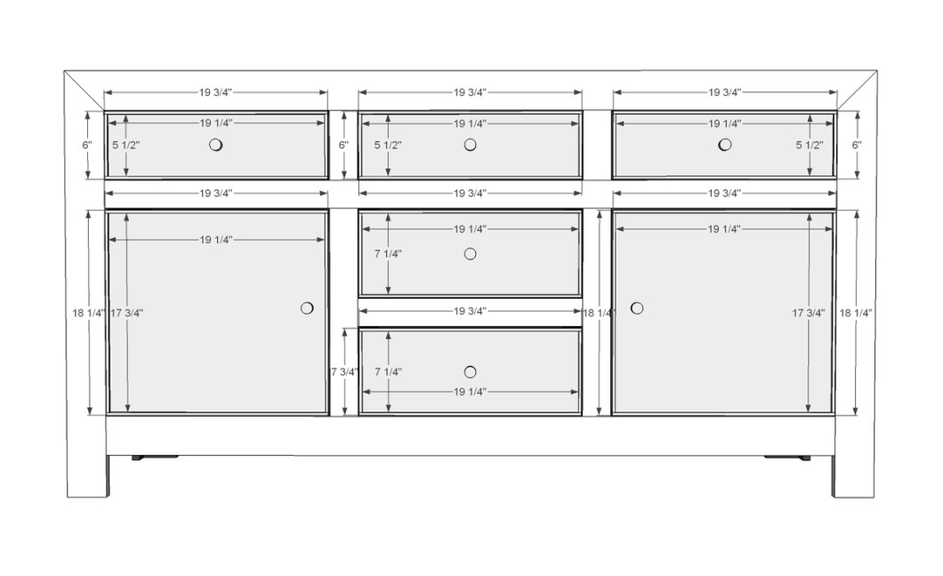 inset face frame cabinet construction | Siteframes.co