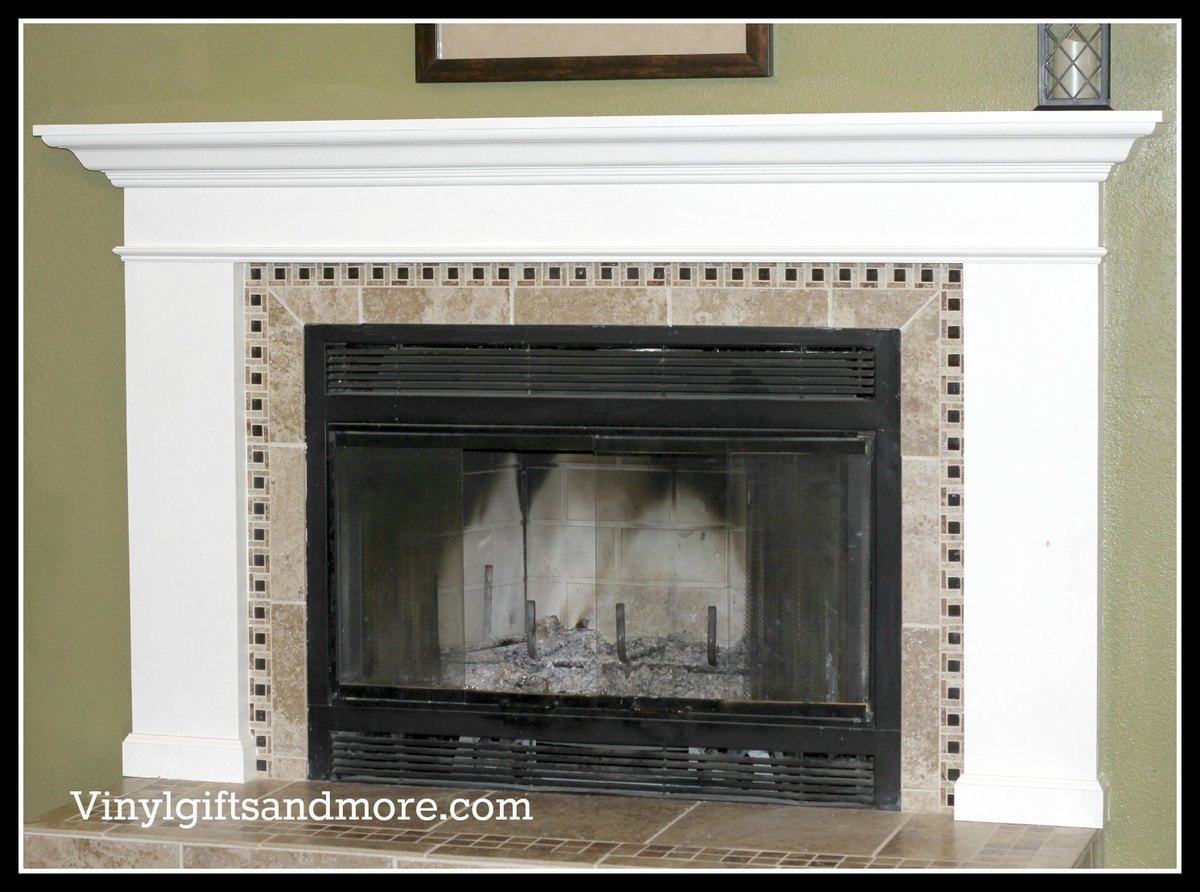 Ana White Fireplace Remodel