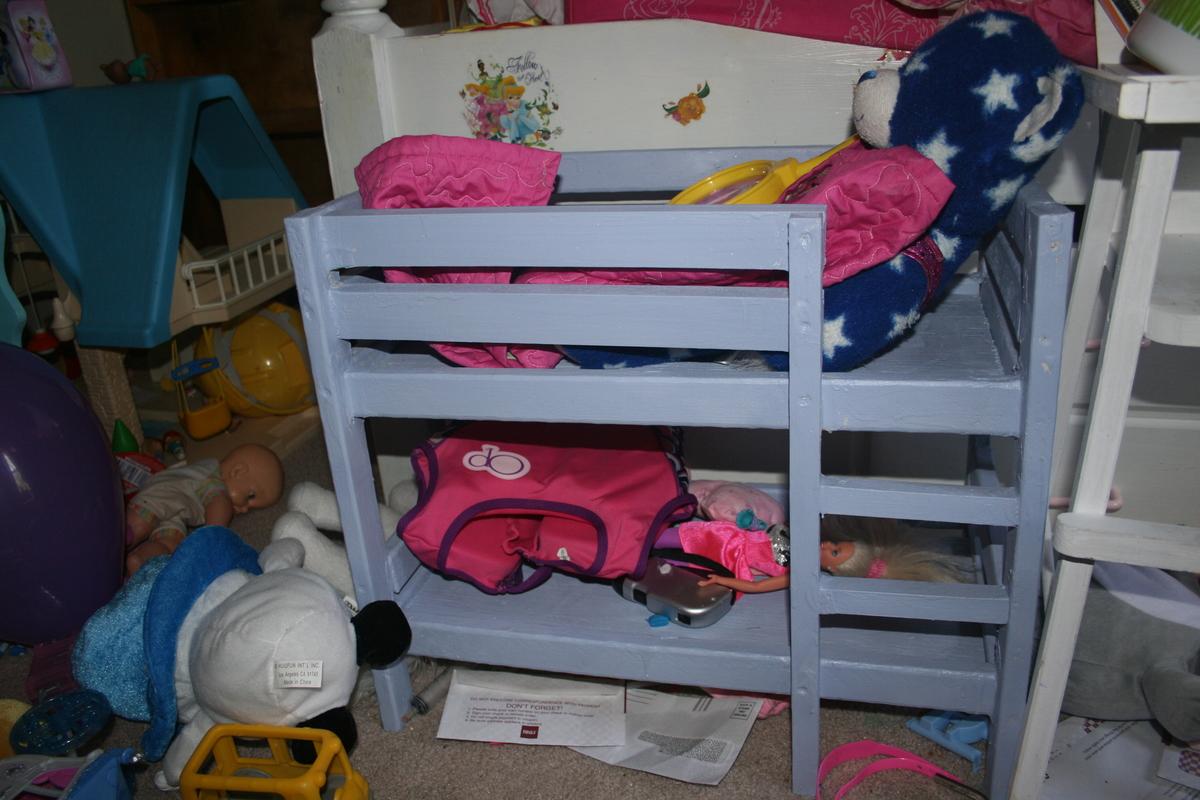 Teddy Bear Bunk Beds Ana White