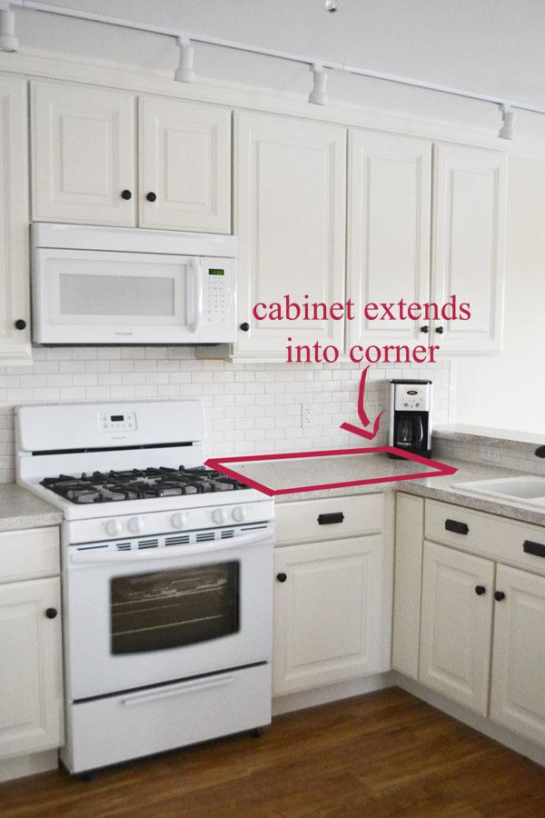 42 base blind corner cabinet momplex