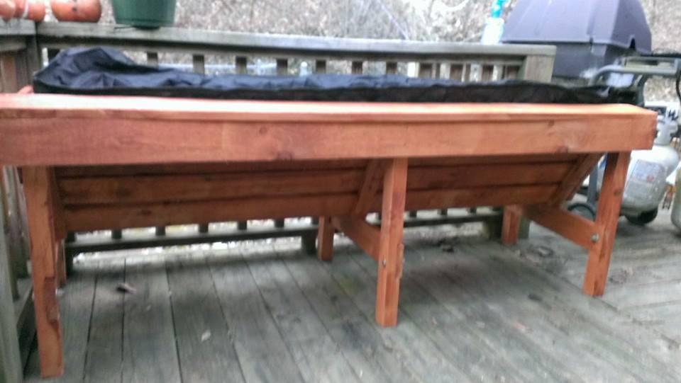 Raised Garden Lumber