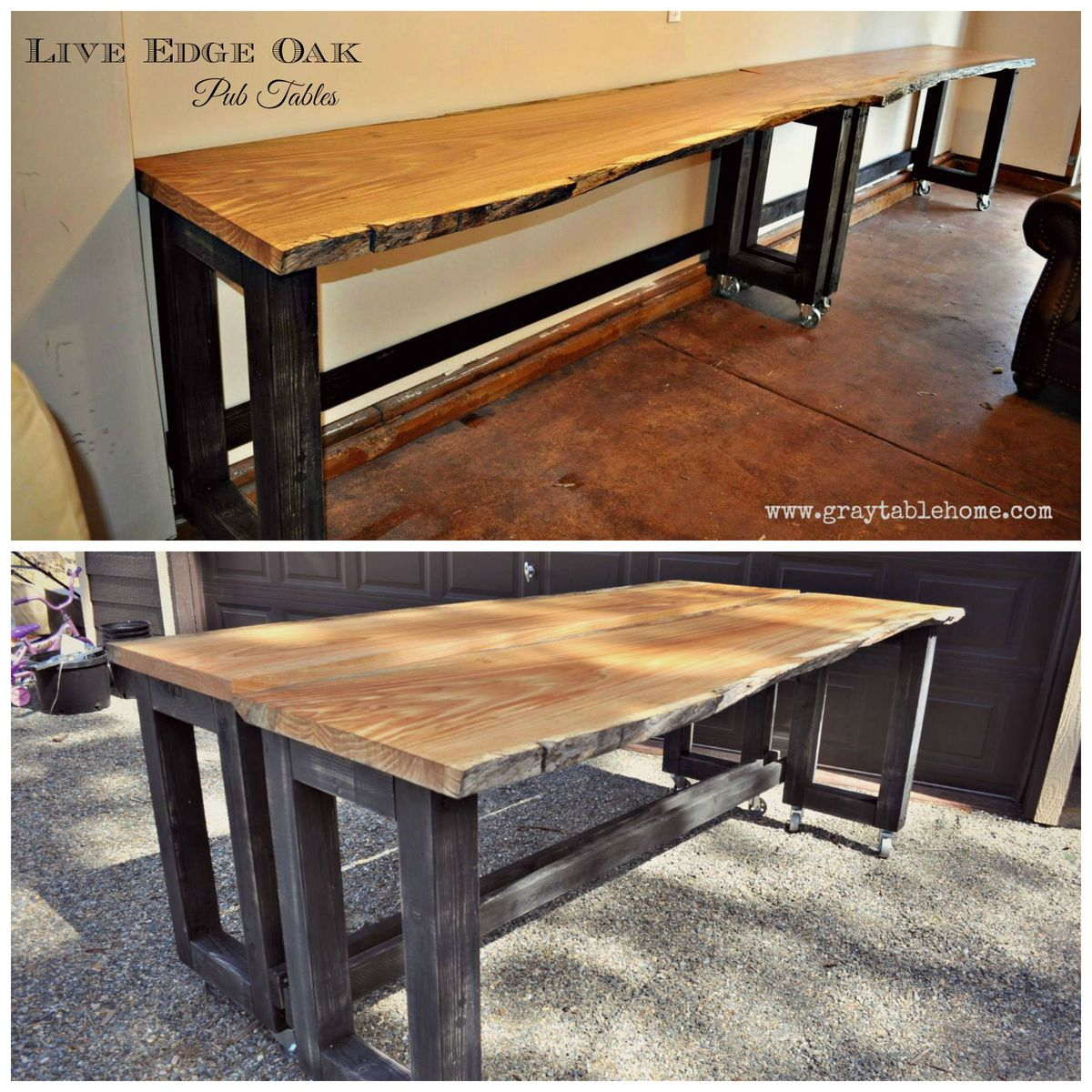 title | Behind Couch Bar Table