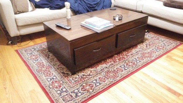 ana white | lift top coffee table - diy projects