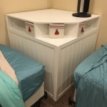Corner Headboard Storage For Twin Beds Ana White