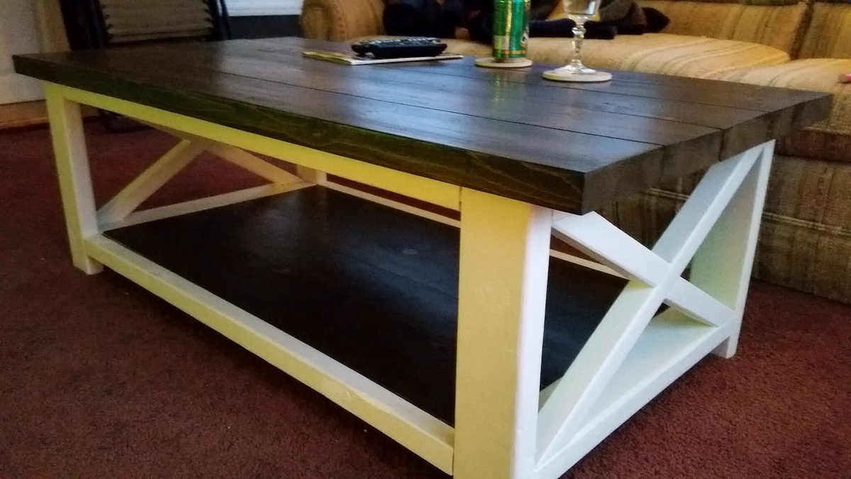 Coffee Table 54 X 54