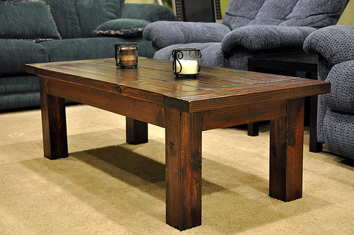 ana white | tryde coffee table - diy projects