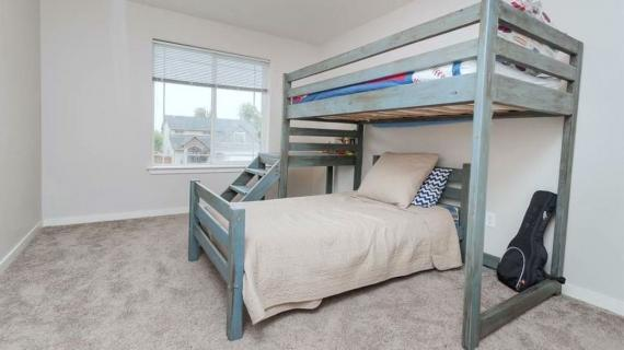 bunk bed ana white