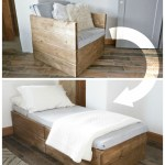 Twin Sleeper Chair Ana White