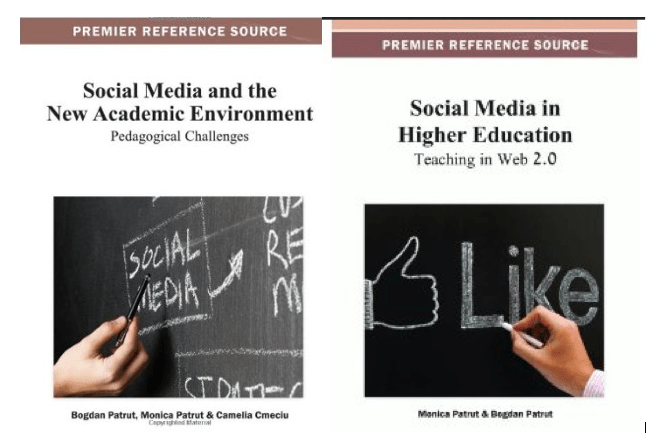 Out now: 2 chapters on social media in higher education