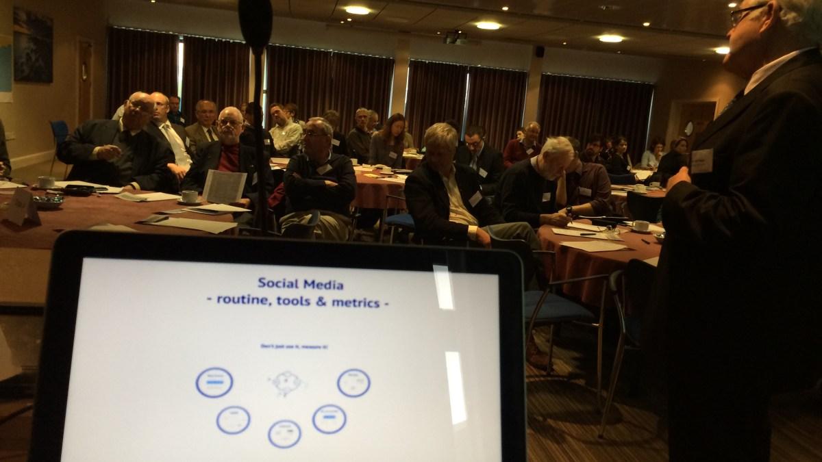 Social media for coastal and marine management