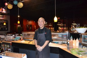 sushi knoxville