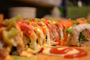 Sushi Roll 2 by Anaba Japanese