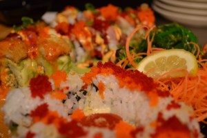 Sushi Roll by Anaba Japanese