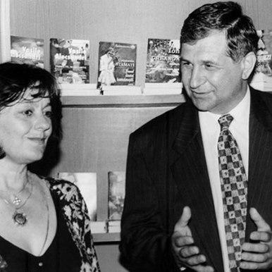 Lansare la Chisnau cu editorul Anatol Vidrascu