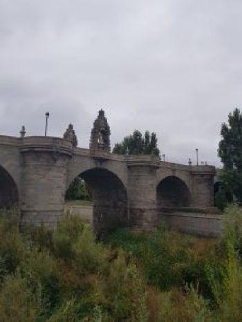 Puente Río Manzanares