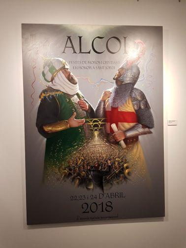 Moros y Cristianos Alcoy