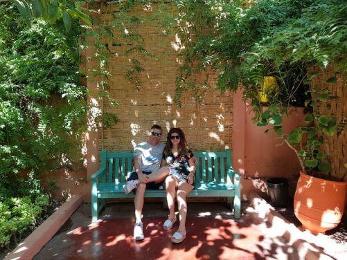 Relax en Le Jardin