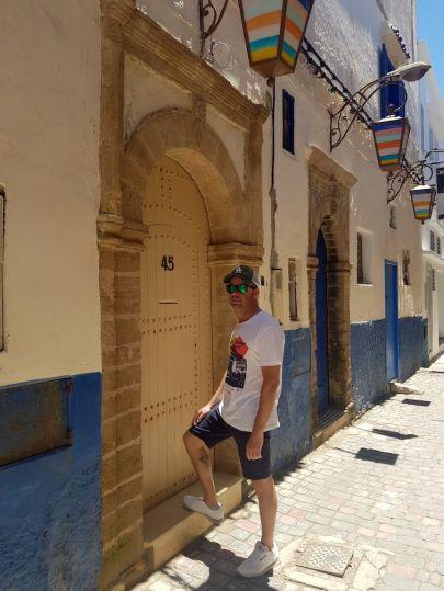 Calles Essaouira