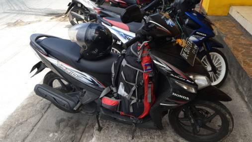 Moto Sur Bali