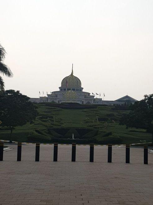 Kuala Lumpur. Palacio