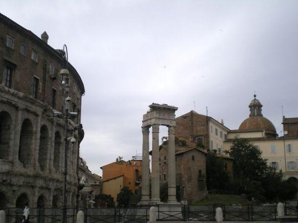Roma. Teatro de Marcelo