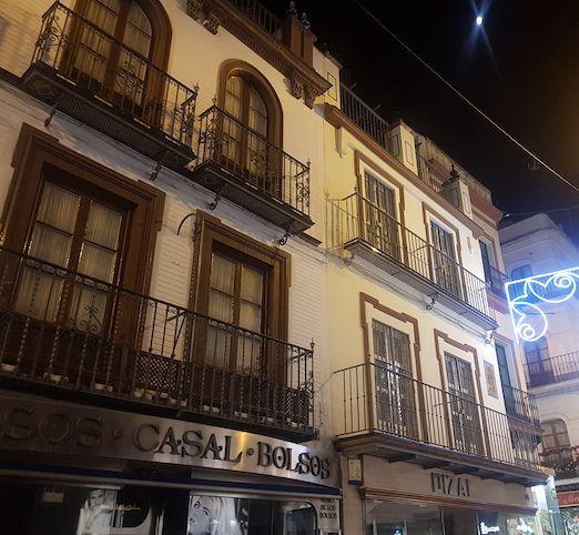 Calle Sierpes Sevilla