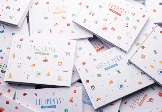 Cuadernos viaje