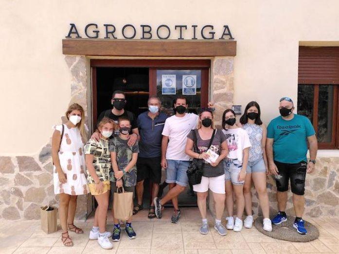 En la Agrobotiga