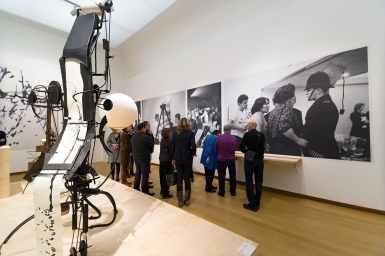 Group at Stedelijk Museum, Amsterdam