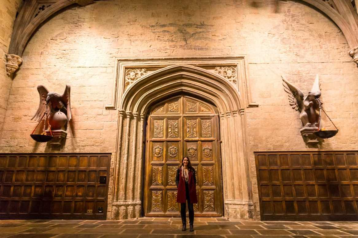 The Great Hall, Harry Potter Studios