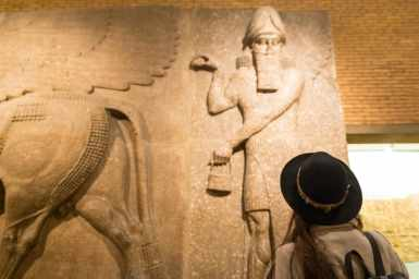 Get your history on at the British Museum