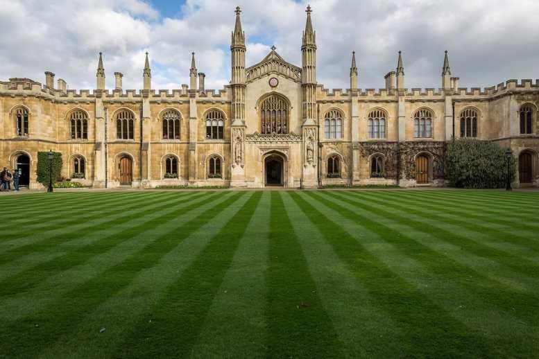 Corpus Cristi College, Cambridge