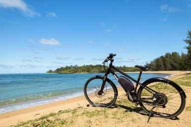 Cycling in Mauritius