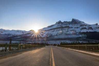 Driving in Alberta 1