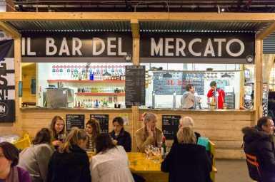 Mercato Metripolitano food