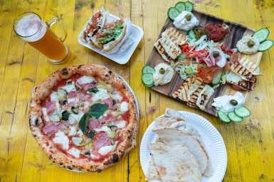 Food at Mercato Metripolitano