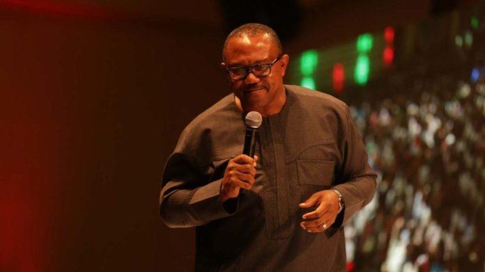 Peter Obi talks about Nigeria