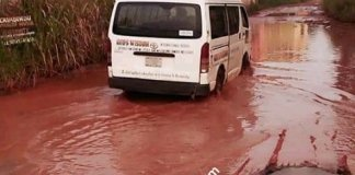 road infrastructure in nnewi deplorable state of roads state of roads roads in nnewi