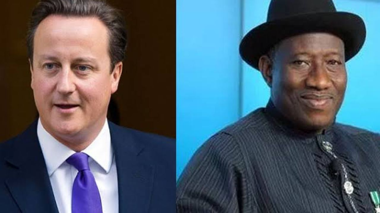 Image result for images of FFK Slams Ex-UK PM, David Cameron