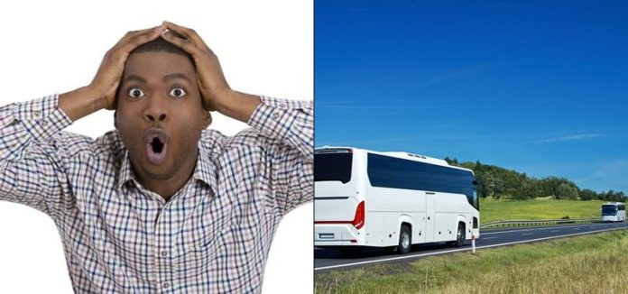 Ghanaian Man Shares Testimony Of A Dead Driver, The Sleeping Passengers, And A Moving Bus